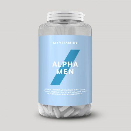 myprotein alpha men