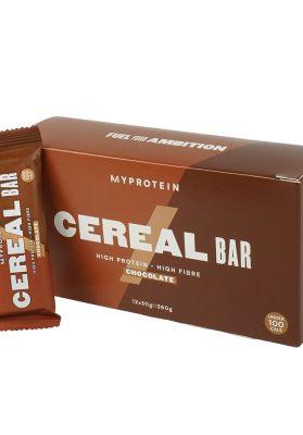 myprotein cereal bar