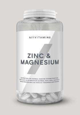 myprotein cink magnézium