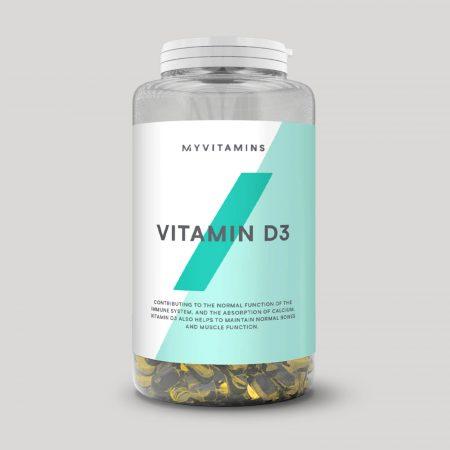 myprotein d3 vitamin