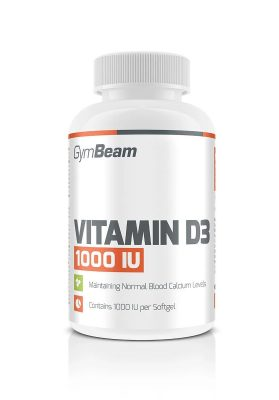 gymbeam d3vitamin1000