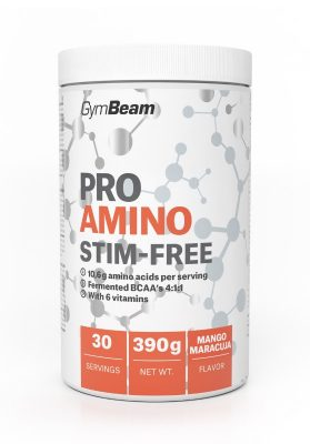 gymbeam proamino stimfree