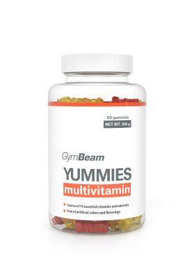 gymbeam yummies multivitamin